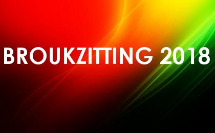 Broukzitting 2018