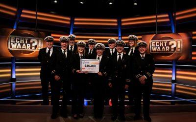 Fanfare St. Caecilia wint €25.000 in spelshow SBS6