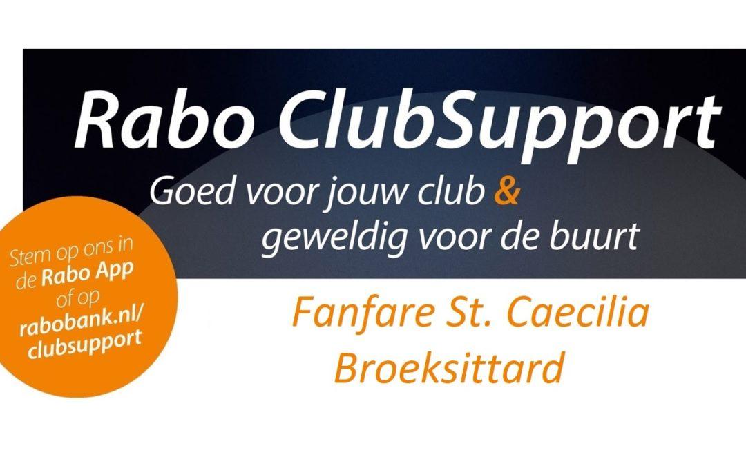Rabo Clubsupport Fanfare St. Caecilia